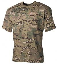 Kinder T-Shirt, operation-camo, halbarm