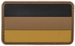 Klettabzeichen, Deutschland, desert, 3D, Größe: 8 x 5 cm