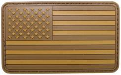 Klettabzeichen, USA, desert, 3D, Größe: 8 x 5 cm