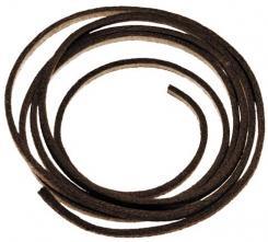 Lederband, braun, Länge ca. 1 m