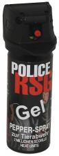 Pfeffer-Spray, Gel, 50 ml, RSG-Police, (VERKAUF NUR EU)