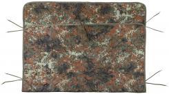 Poncho Liner (Steppdecke), flecktarn, ca. 210 x150 cm