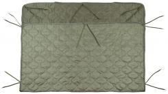 Poncho Liner (Steppdecke), oliv, ca. 210 x 150 cm