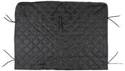 Poncho Liner (Steppdecke), schwarz, ca. 210 x 150 cm