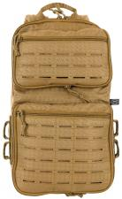 "Rucksack, ""Compress"", coyote tan, OctaTac"