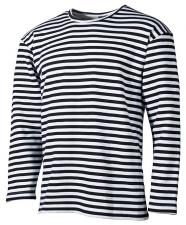 Russ. Marine Shirt, langarm, Winter
