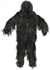 "Tarnanzug, ""Ghillie Jackal"", 3-D Body System, woodland"