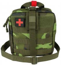 Tasche, Erste-Hilfe, groß, MOLLE, M 95 CZ tarn