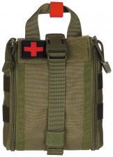 Tasche, Erste-Hilfe, klein, MOLLE, oliv