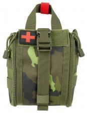 Tasche, Erste-Hilfe, klein, MOLLE, M 95 CZ tarn