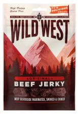 Trockenfleisch Wild West, Beef Jerky Original, 70 g, 5% Mwst.