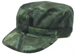US BDU Feldmütze, Rip Stop, hunter-grün