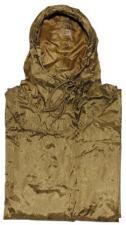 US Poncho, Rip Stop, Mod., coyote tan, Gr. 144 x 223 cm