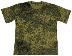 US T-Shirt, halbarm, russisch digital, 170g/m²