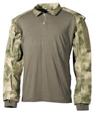 US Tactical Hemd, HDT-camo FG