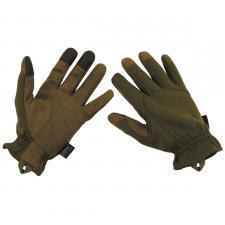 Fingerhandschuhe, oliv, Lightweight