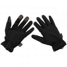 Fingerhandschuhe, schwarz, Lightweight
