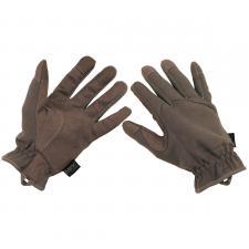 Fingerhandschuhe, urban grau, Lightweight