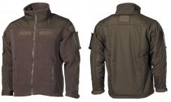 "Fleece-Jacke, ""Combat"", oliv"