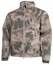 "Soft Shell Jacke, ""Scorpion"", HDT - camo FG"