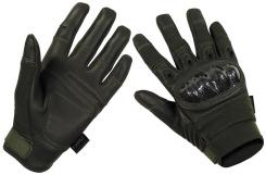 "Tactical Handschuhe, ""Mission"" oliv"