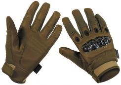 "Tactical Handschuhe, ""Mission"" coyote tan"