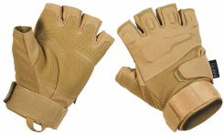 "Tactical Handschuhe,""Protect"", ohne Finger, coyote tan"