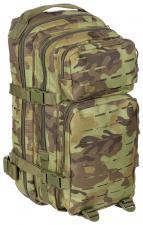 US Rucksack, Assault I, Laser, M 95 CZ tarn