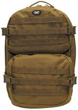 US Rucksack, Assault II, coyote tan