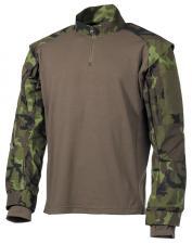 US Tactical Hemd, langarm, M 95 CZ tarn