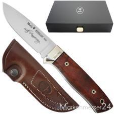 limitiert Muela Jubiläumsmesser Kodiak Jagdmesser mit Lederscheide Geschenk-Box