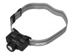 Nextorch, MAX STAR Kopflampe, Lithium-Ionen-Akku,