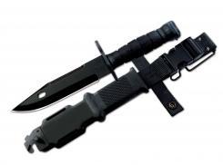 ONTARIO M9 BAYONET & SCABBARD - BLACK