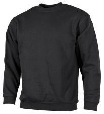 """Sweatshirt, schwarz, """"PC"""", 340g/m², B-Ware"""