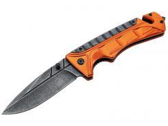 Puma TEC Taschenmesser, Titan beschichtet, G10, Rettungsmesser