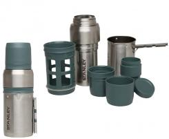 Stanley ADVENTURE COFFEE SYSTEM 500ml, Outdoor Kaffee machen