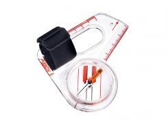 SUUNTO ARROW-6 Daumen-Kompass, für Orientierungsläufer, Millimeterskala