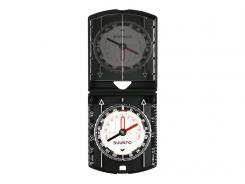 SUUNTO MCB Spiegelkompass, 360-Grad-Einteilung, Spiegel, Kimme, Peilloch, Deklinationsskala, Tragekordel, Notpfeife