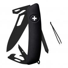 Einhandmesser SH04 ALL BLACK