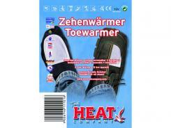 Heat Zehenwärmer,1 Paar Wärmekissen + Klebeseite,