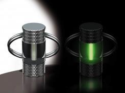 trigalight® Schlüsselanhänger, Grün