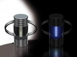 trigalight® Schlüsselanhänger, Eisblau