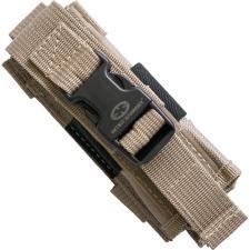 Etui Witharmour sand Nylonetui für Taschenmesser