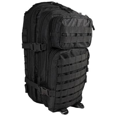 US Rucksack, Assault I, Basic, schwarz