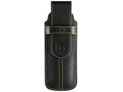 Opinel Leder-Etui, schwarz, Gürteltasche für Nr. 7, 8, 9, Slim Nr. 8, 10