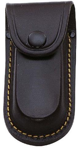 Lederetui braun für 9cm Heftlänge 9,5x3x1,5cm